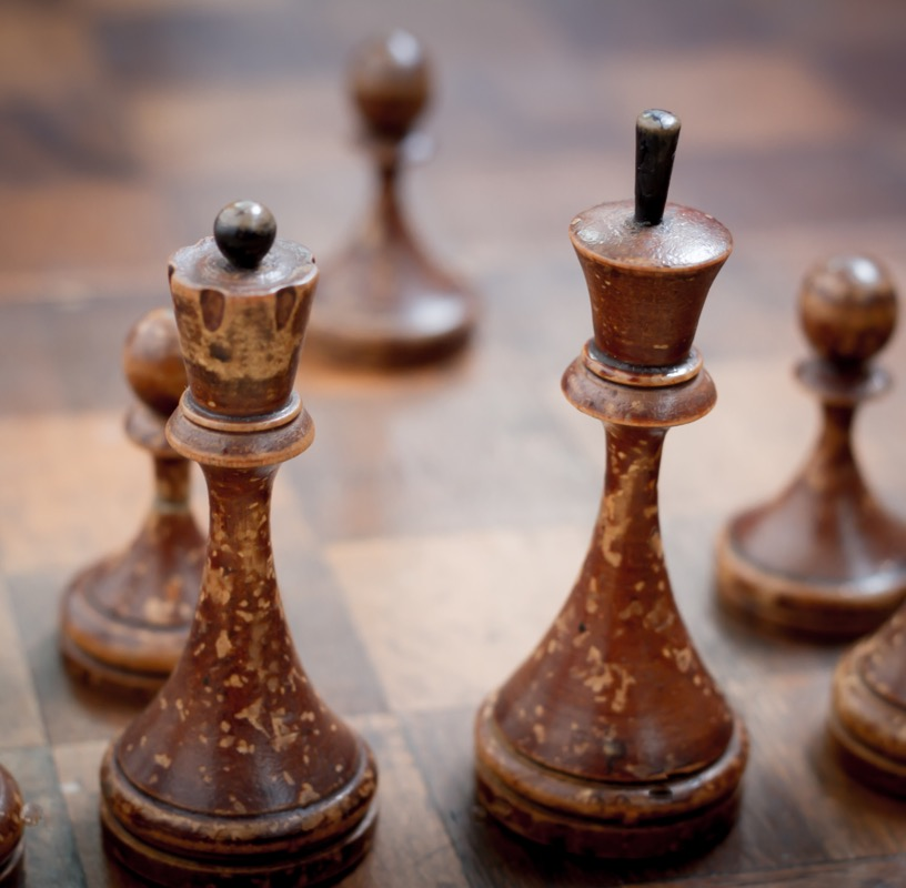 Why Chess Pieces